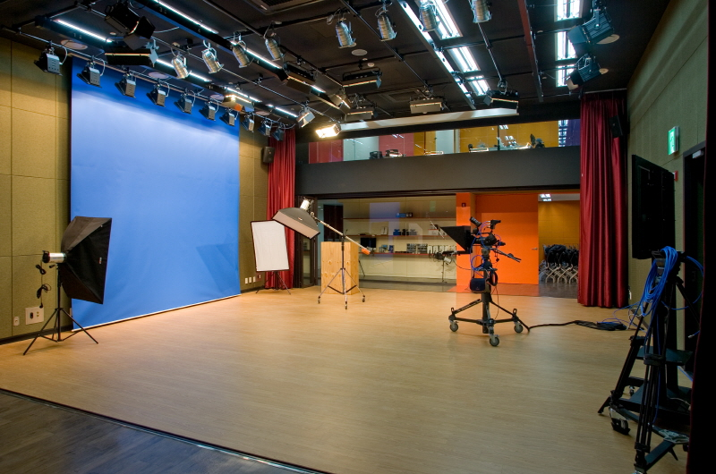 미디어센터 다목적 스튜디오