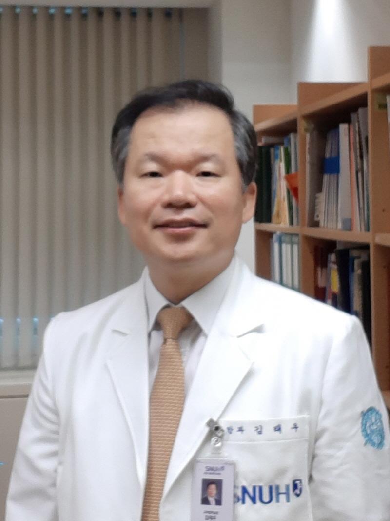 분당서울대병원 안과 김태우 교수