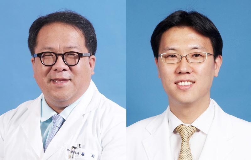 분당서울대병원 소아청소년과 황희, 김헌민 교수
